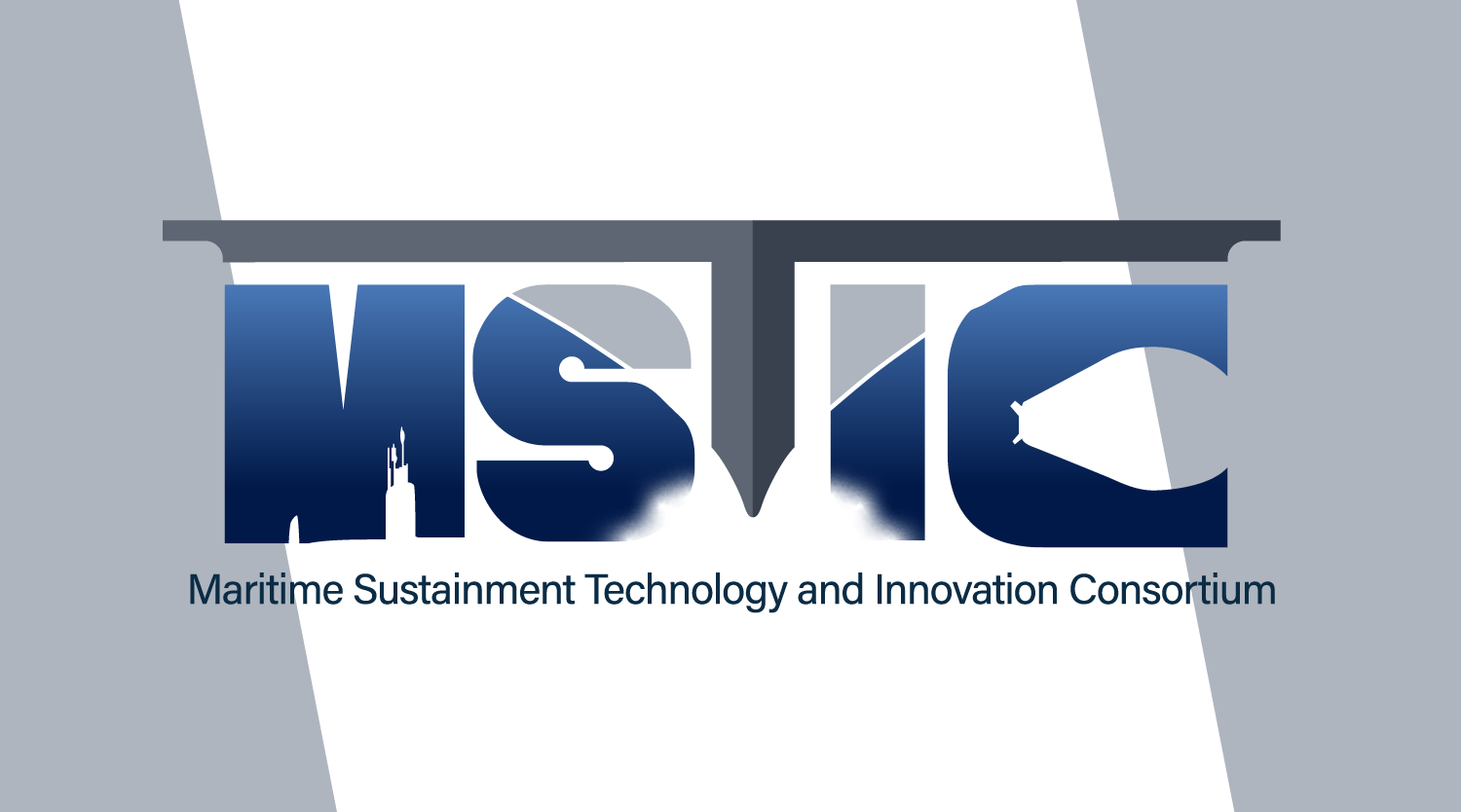 Maritime Sustainment Technology and Innovation Consortium (MSTIC) Logo